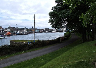 The Town of Stornoway