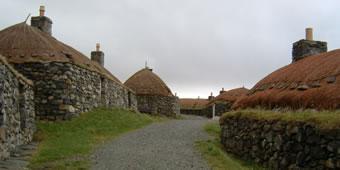 Gerannan Black House Village